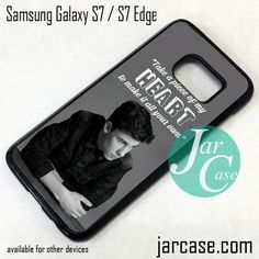 Shawn Mendes (5) Phone Case for Samsung Galaxy S7 & S7 Edge