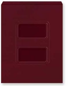 EGP Top-Staple Tax Folder with Pocket and Windows - icon essential oils