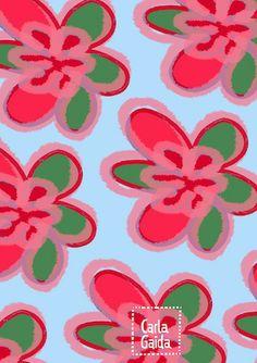 Carla Gaida / design textile - illustrations Portfolio : Portfolio
