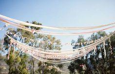 Ideas: Tendencias 2013 en decoración de bodas [Fotos]
