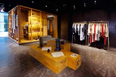 interesting hanger    superfuture :: supernews :: hong kong: isabel marant store opening