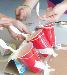 Inventions And Rube Goldberg Machines Lesson