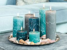 Nice Idee Deco Chambre Theme Mer that you must know, You?re in good company if you?re looking for Idee Deco Chambre Theme Mer Deco Marine, Candle Arrangements, Centerpieces, Nautical Bedroom, Bedroom Turquoise, Bleu Turquoise, Surf Decor, Beach Room, Seashell Crafts