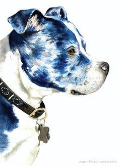 contemporary pet portrait painted in watercolour by Chloe Brown Chloe Brown, Brown Art, Contemporary Artwork, Pet Portraits, Watercolour, Original Artwork, Labrador, Wildlife, Horses