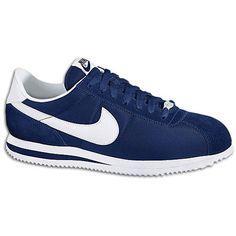 Nike Cortez - Men's at Foot Locker Nike Air Max 87, Air Jordan Retro, Nike Design, Nylons, Nike Cortez Mens, Cortez Shoes, Nike Headbands, Nike Wedges, Nike Windbreaker