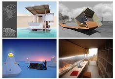 The gallery for --> Refugio Arquitectura