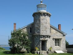 Stonington Lighthouse Museum by lastonein, via Flickr