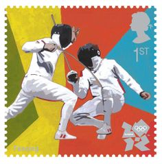 Commission for Royal Mail for the 2012 Olympic & Paralympic Games in London