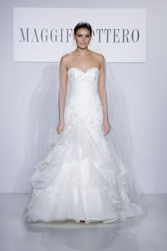 Maggie Sottero Runway Show, Fall 2014