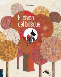 """Nathalie Minne vuelve después del éxito de """"El ladrón de palabras"""" con un nuevo libro de gran formato: """"El chico del bosque"""", para descubrirnos los distintos matices por  los que pasa el bosque durante las estaciones. Un libro como su anterior obra, inundado por la poesía tanto en sus imágenes como en sus palabras. Estamos de nuevo ante una obra concisa pero llena de detalles, de nostalgia  y de una enorme sensibilidad."""