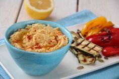 Hummus - Trines matblogg