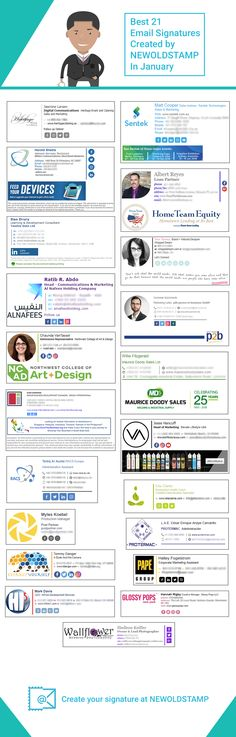 26 best business email signatures images on pinterest business