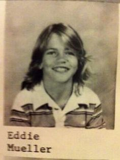 Ed at 9 years old.