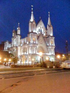 Central church Itajaí, SC, Brazil