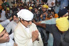Amitabh Bachchan and Others @ Actor Pran Prayer Meet