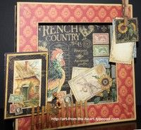 A Project by NancyWeth from our Scrapbooking Altered Projects Home Decor Galleries originally submitted 02/23/13 at 03:45 PM