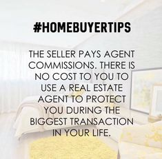 Dear did you know most sellers pay for your real estate agent commission fees? Buying a home can be daunting. Don't go it… Dear did you know most sellers pay for your real estate agent commission fees? Buying a home can be daunting. Real Estate Memes, Real Estate Buyers, Real Estate Career, Real Estate Tips, Selling Real Estate, Real Estate Investing, Home Buying Tips, Home Buying Process, Getting Into Real Estate