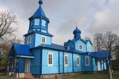 Narew, Podlasie, Poland