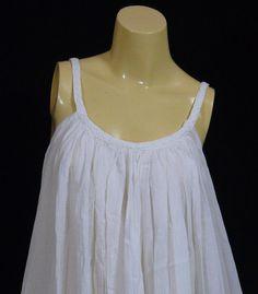 PLUS SIZE Bohemian Gypsy White Cotton Maxi Halter Dress Bridesmaid Hippie Dress. $38.00, via Etsy.
