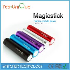 YPB-M02 Power bank,shenzhen watcher technology co.,ltd,round power bank,metal power bank,2600mah power bank