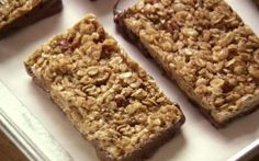 Granola Bars Recipe by Ree Drummond