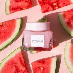 Shop Glow Recipe's Watermelon + AHA Glow Sleeping Mask 2025328 at Sephora. A skin-smoothing, radiance-boosting sleeping mask. Beauty Care, Beauty Skin, Beauty Hacks, Beauty Tips, Diy Beauty, Beauty Products, Beauty Ideas, Face Beauty, Homemade Beauty