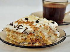 В кулинарния свят на tillia: Ябълкова торта с бисквити Gourmet Recipes, Low Carb Recipes, Dessert Recipes, Cookie Desserts, Delicious Desserts, Food To Make, Deserts, Tasty, Sweets