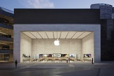 At today's big Apple event in San Francisco, CEO Tim Cook announced that Apple has sold 700 million iPhones to date, a staggering figure that's perhaps better visualized through the sheer reach of. Arch Street, Street Mall, Apple Watch Faces, Facade Architecture, Stand Design, Retail Design, Life Is Beautiful, Around The Worlds, Tours