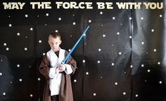 Star Wars party planning