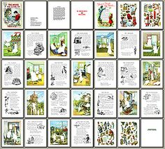 Mini Printables- livros - Jorgelina Ferreyra - Álbuns da web do Picasa