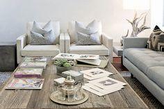 ACHADOS DE DECORAÇÃO - blog de decoração: TONS NEUTROS