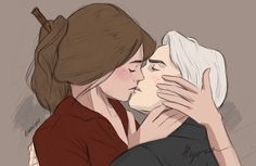 Dramione art step by step Draco Malfoy, Hermione Granger Art, Draco And Hermione Fanfiction, Draco Harry Potter, Harry Potter Ships, Scorpius And Rose, Dramione Fan Art, Zoo Wee Mama, Hogwarts