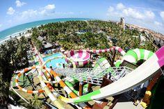 Beach Park - Fortaleza/CE -  Triicotando | Por Milena Farias e Giovanna Farias www.triicotando.com www.facebook.com/triicotando Instagram: @triicotando_t