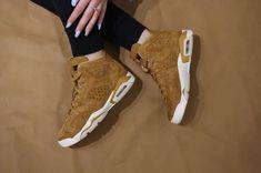 "Women's Air Jordan 6 Retro GS ""Wheat"" Style:384665-705"
