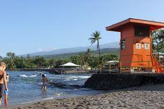 Kona, Hawaii Coast