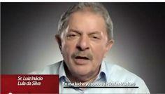 Disso Voce Sabia?: Lula vai em cadeia nacional na Venezuela e dá apoio total ao genocida ditador Maduro