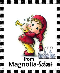 Cathy's Creative Place: Magnolia-licious Holiday Blog Hop