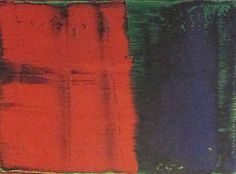 Gerhard Richter. Vert-Bleu-Rouge,  1993. Catalogue Raisonné: 789-9. http://www.gerhard-richter.com/art/paintings/abstracts/detail.php?paintid=16068#