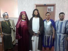 Me gustaría que la gente comprendiera lo maravilloso que es Jesús y que cada quien debe cargar su propia cruz: Julián Rosales encarna al Hijo de Dios en Cristo Rey | El Puntero