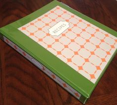 Recipe Book ~ Free Printable