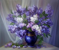 Mobile LiveInternet There would be love my lilac ... Artist Anca Bulgaru | Tanuuusa - Everything that interests me |