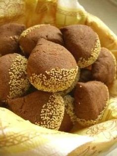 Just Like the Real Thing Chestnut Cookies