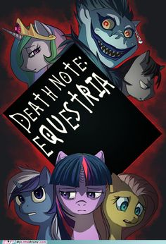 Death Note: Equestria