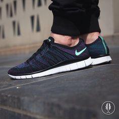 Nike Free Flyknit Nsw Black