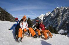 wintererlebnis - aktiv im brandnertal - winter im Hotel Walliserhof