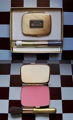 Vintage Revlon 'Blush On' in Misty Pink by Van Michelle, via Flickr