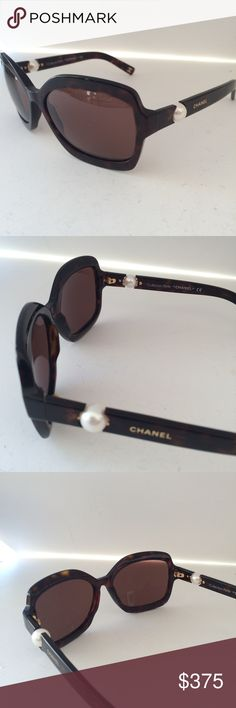 New Chanel sunglasses New Chanel  these are Store displays comes with case only may or may not have small scratches from people trying on but nothing noticeable CHANEL Accessories Glasses