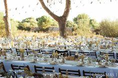 #labodadeXD Boda. Campo. Menorca. Decoración de mesas. Rústico. Campestre. Informal. Banquete. Wedding. Countryside. Table decoration. Banquet. Rustic.  Casual.