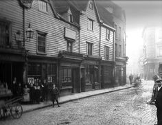 Three Colt Street def photos of East End - Page 2 - Jack The Ripper Forums - Ripperology For The Century Victorian London, Vintage London, Old London, Victorian Era, London Pictures, Old Pictures, Old Photos, London Docklands, East End London