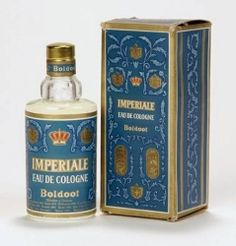 Boldoot, eau de cologne. My grandmother used this :-)
